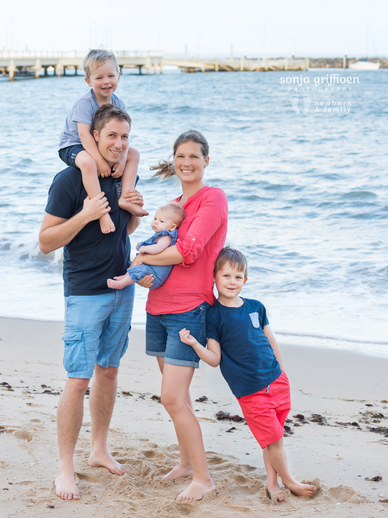 The Holdts, Brisbane family, young ones, bayside, Moreton Bay, Sonja Griffioen Brisbane Family Photographer