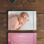 Photoblocks, Two Photoblocks Hanging Together, Wall Art, Nursery, Baby Room, newborn, newborn photography, Brisbane newborn photographer, nursery wall ideas, baby shower Brisbane, Hawthorne studio, Baby's name ideas, Birth Announcement