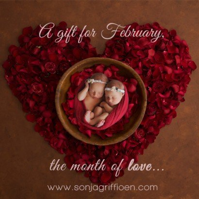 A gift of love, the month of February, Valentines day, gift, celebrate love, valentines gift idea, newborn photography, pregnancy, baby shower, new baby, baby photos, Brisbane newborn photographer